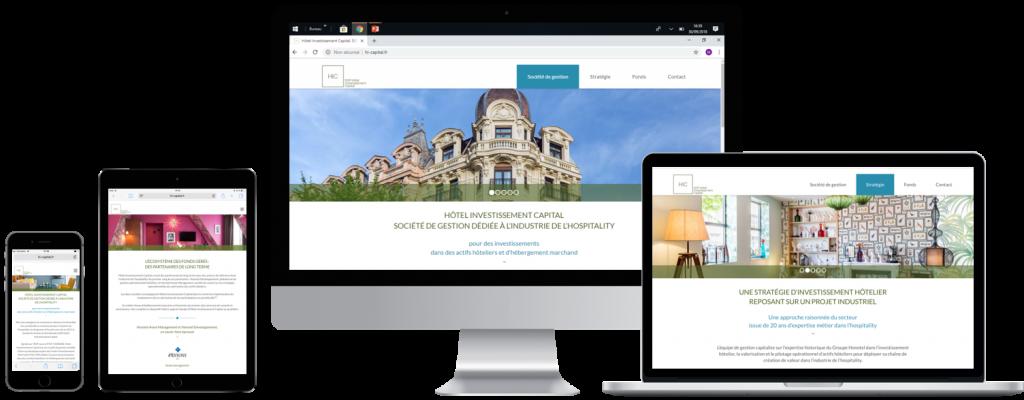 Hôtel Investissement Capital